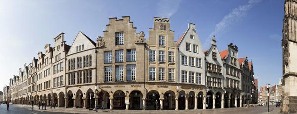 Wohnungen von campusglueck Münster